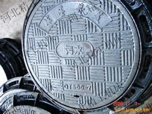 球墨铸铁井盖-防盗球墨铸铁井盖-重型球墨铸铁井盖