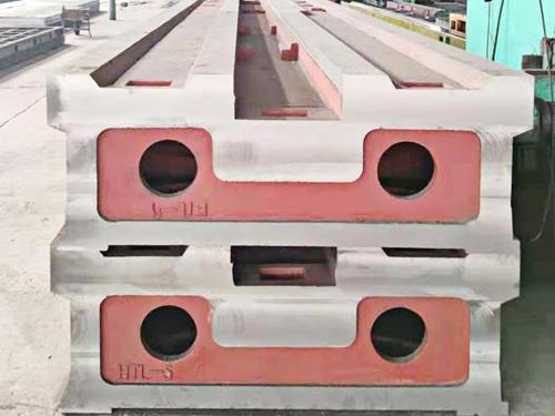 机床铸件-床身-机床工作台
