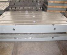 铸铁平台-大型铸铁平台-检验铸铁平台