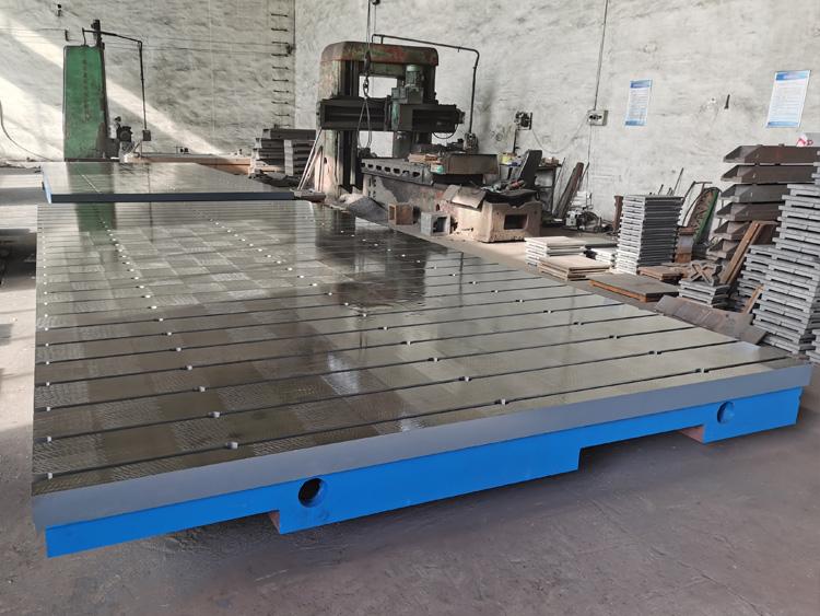 铸铁平板-铸铁平板的用途-铸铁平板的检验