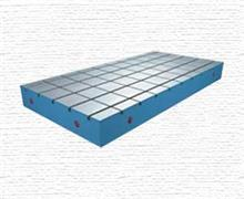 装配平板-铸铁装配平板-T型槽装配平板