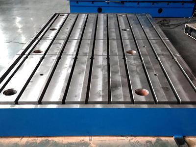 焊接平台-铸铁焊接平台-造船焊接平台