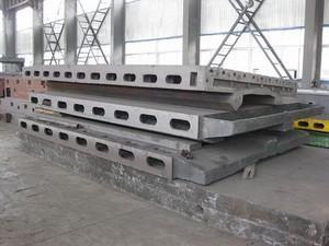 机床铸件-大型铸铁件-配重铁