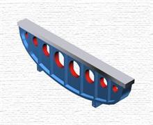 桥型平尺-铸铁桥型平尺-精密桥型平尺