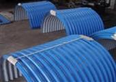 皮带机防雨罩-输送皮带机防雨罩-彩钢皮带机防雨罩