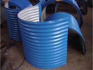 彩钢防雨罩-输送机彩钢防雨罩-胶带机彩钢防雨罩