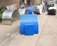 胶带输送机防雨罩-彩钢板胶带输送机防雨罩-输送机防雨罩