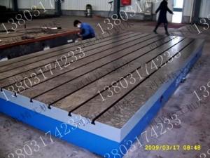 铸铁焊接平台-焊接铸铁平台