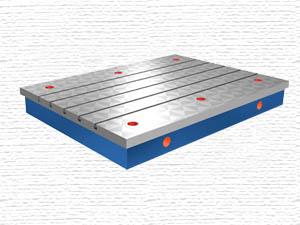 结构式<strong>焊接T型槽平台</strong>