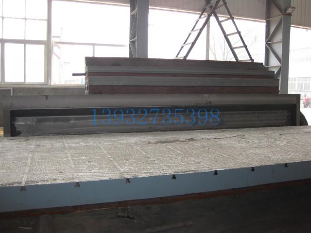 结构式焊接T型槽平台