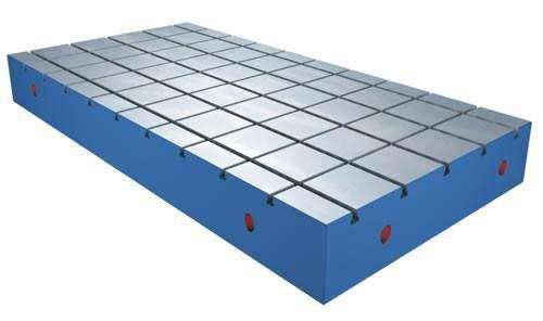 结构式焊接装配平台